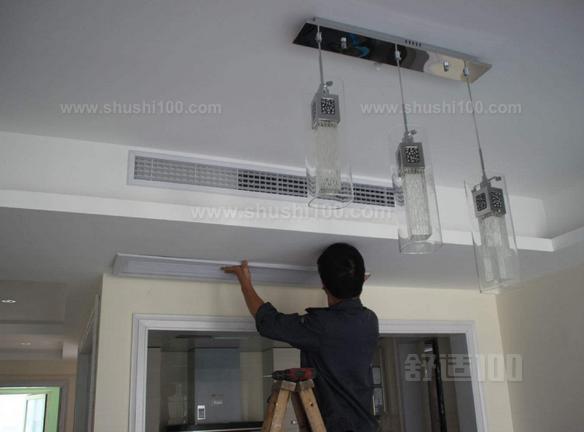 室内空调挂机安装图