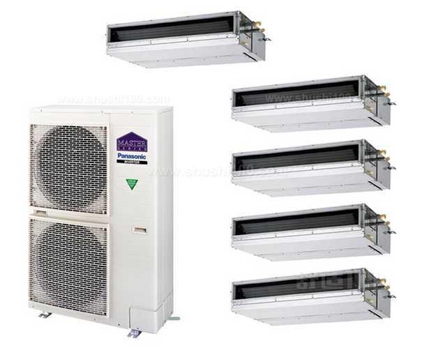 很多家庭在安装中央空调的时候都会优先选择松下中央空调,因为它不但