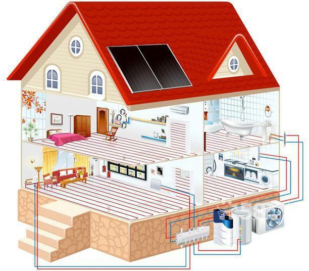 别墅地下室新风—别墅地下室新风系统分析介绍