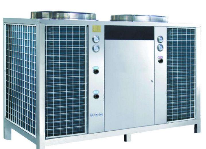 中央空调机组—中央空调机组分类及工作原理