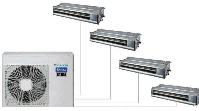 大金中央空调系列—大金中央空调品牌及系统特点介绍