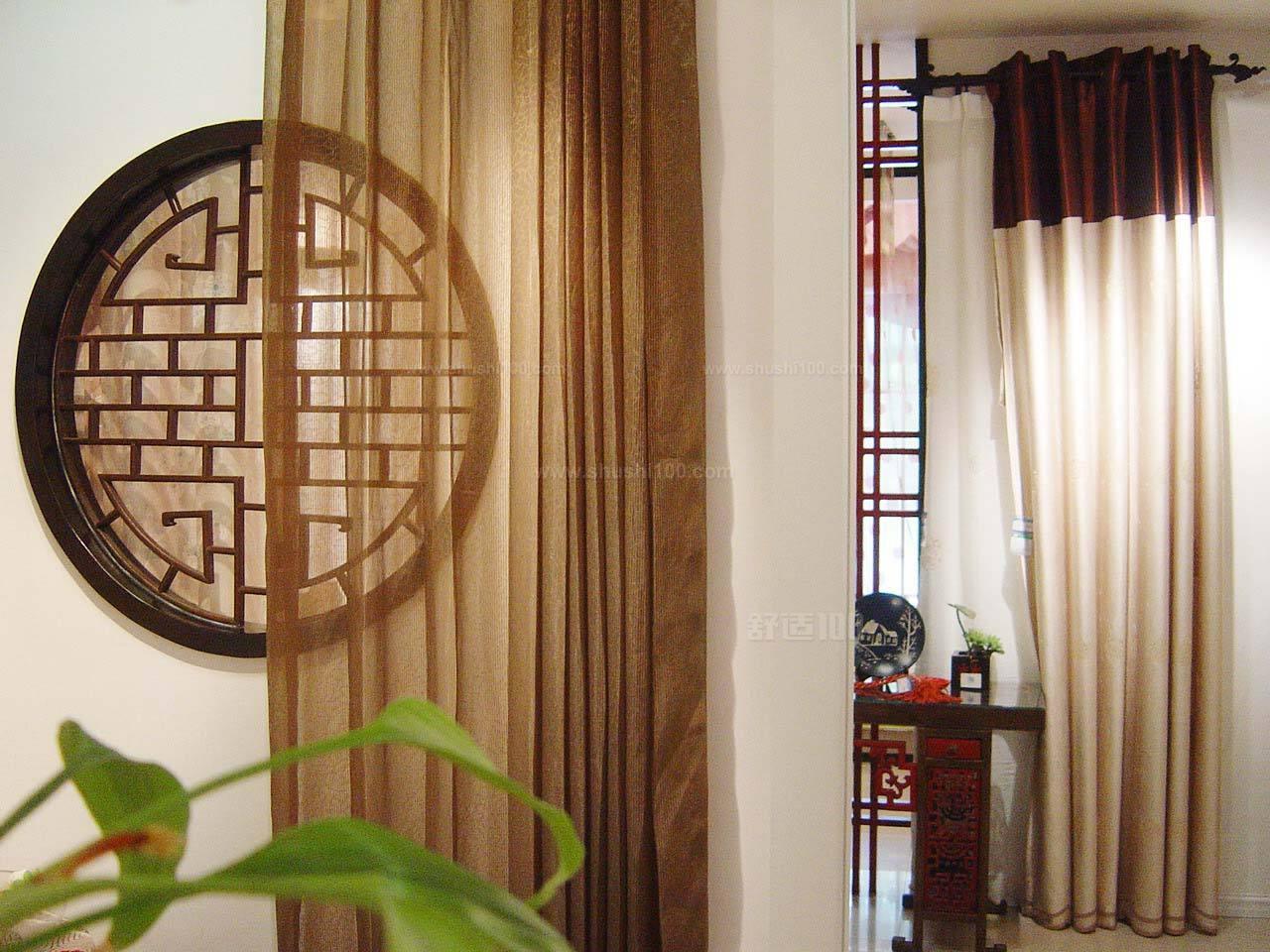 中式窗帘特点—百叶帘 铝百叶帘,用铝合金为主加工制作而成的窗帘,具图片