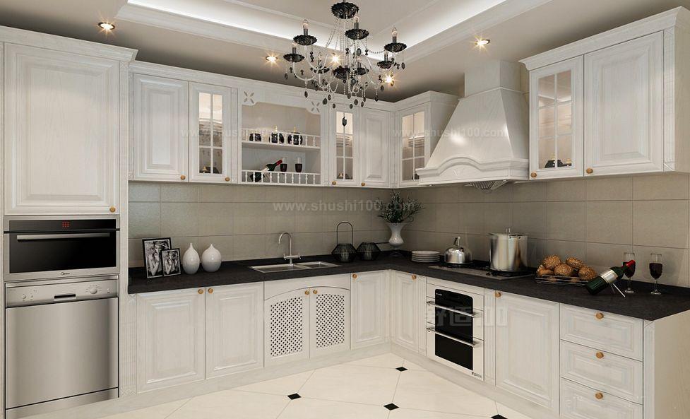 厨房橱柜门颜色 效果图