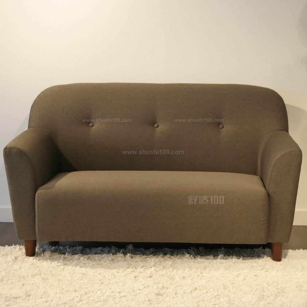 棕色布艺沙发 棕色布艺沙发的推荐品牌图片