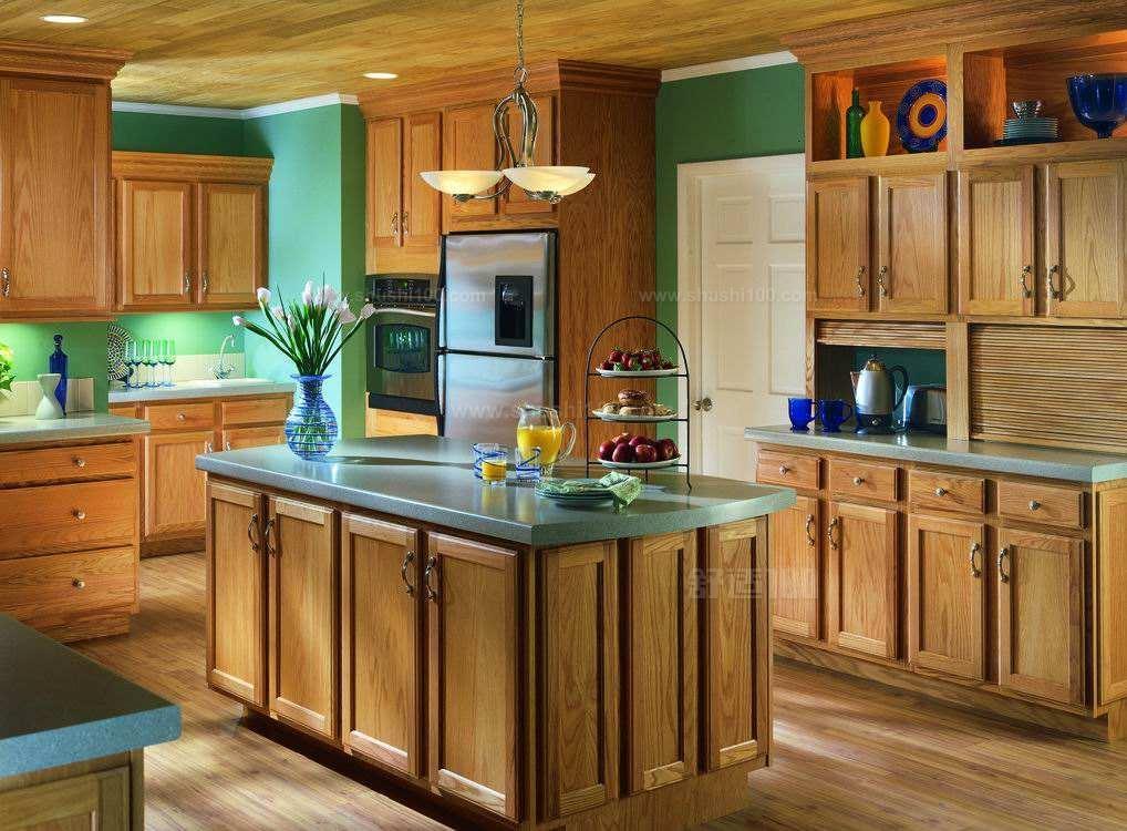 整体实木橱柜—整体实木橱柜的推荐品牌