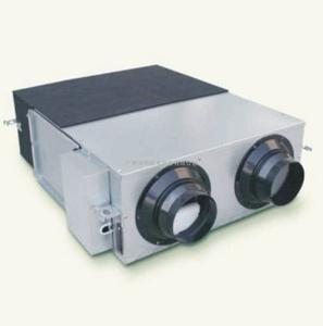 全热交换器新风系统原理和特点—全热交换器新风系统原理和特点的介绍