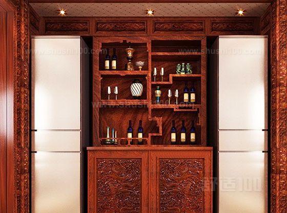 中式家庭酒柜—中式家庭酒柜的推荐品牌图片