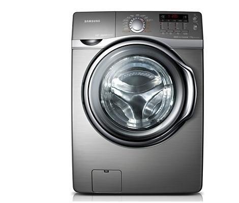 怎样选洗衣机—看洗净度和磨损率 滚筒洗衣机模拟手搓,洗净度均匀