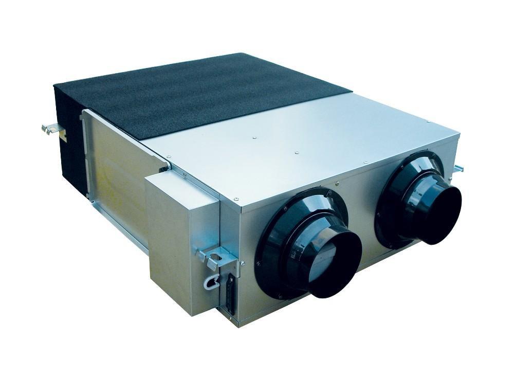 全热新风交换器—全热新风交换器原理及其分类介绍