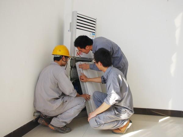 分体空调工作原理—分体空调工作原理及特点
