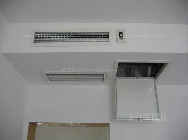 小型中央空调—小型中央空调安装步骤