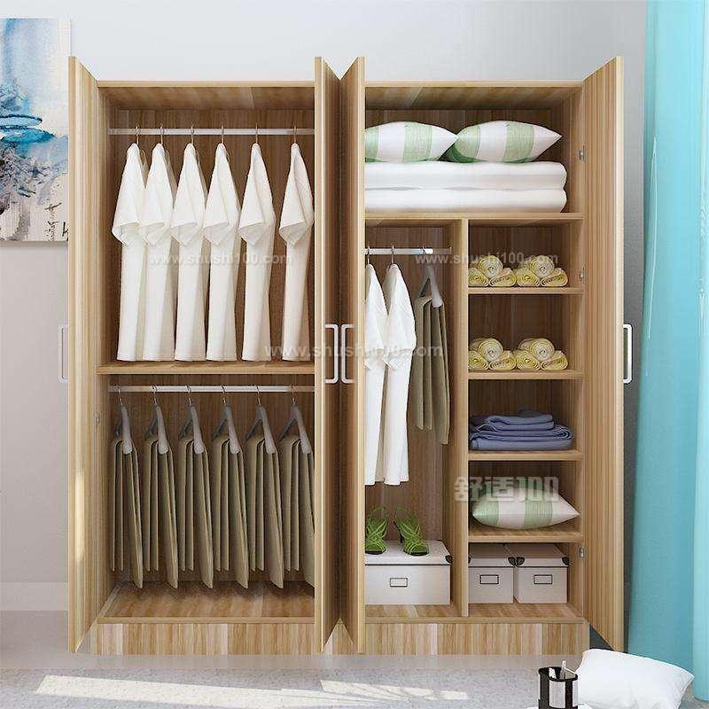 巴特鲁衣柜—巴特鲁衣柜组装的具体步骤 1,检查包装 首先,收到物品