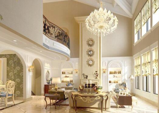 客厅的装修风格—欧式客厅装修风格特点