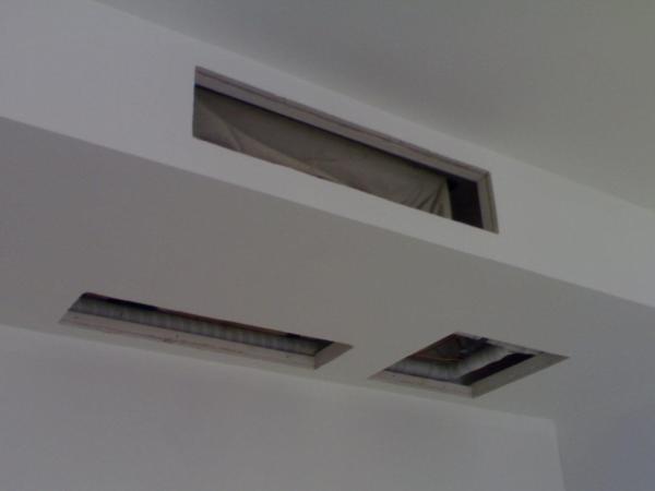 中央空调尺寸—中央空调出风口不同的尺寸