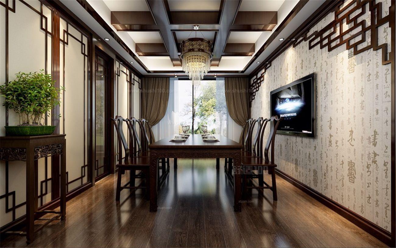 中式风格书房—中式风格书房如何设计