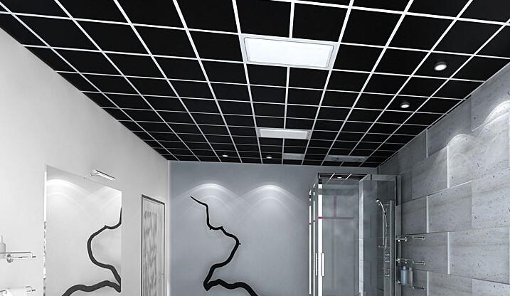 灯槽吊顶施工工艺图