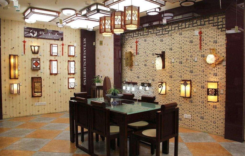 中式餐厅壁灯—中式餐厅壁灯的推荐品牌