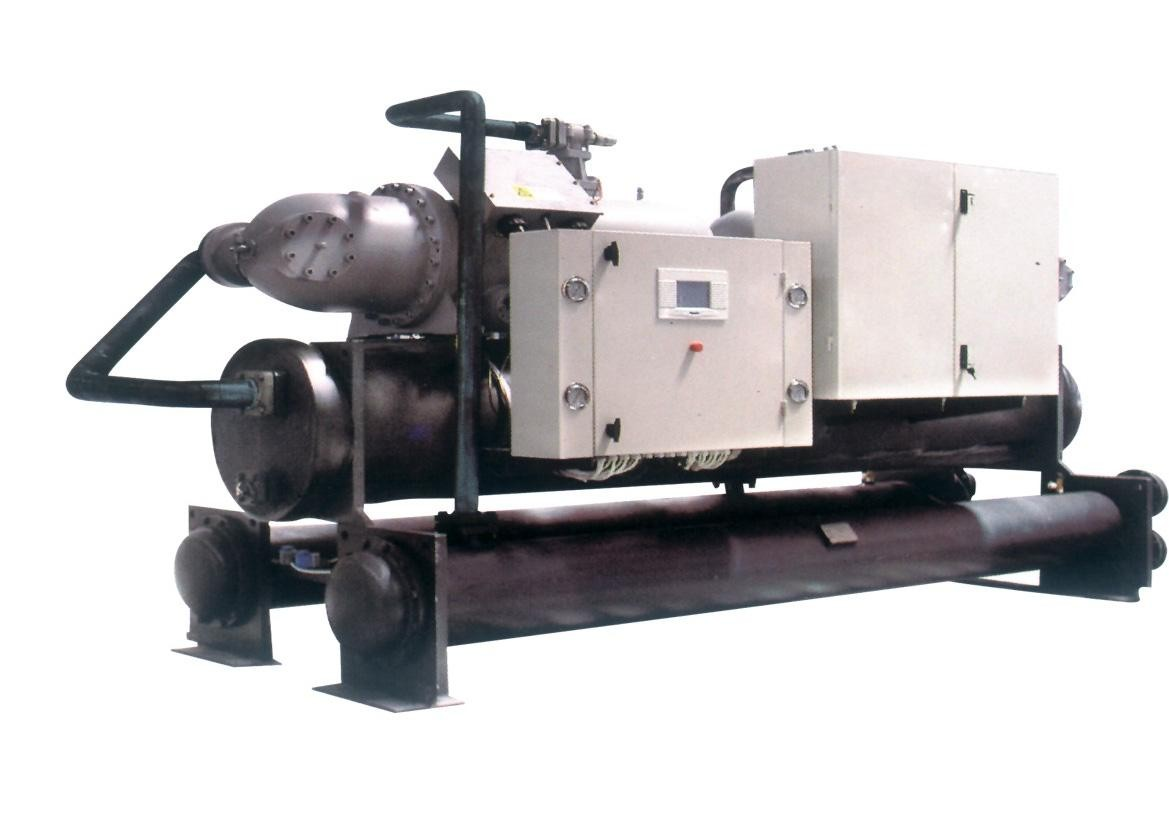 水源热泵机组—水源热泵机组的原理是怎样