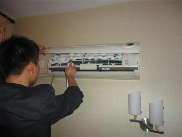 沈阳中央空调清洗—沈阳中央空调清洗的技术要点与注意事项
