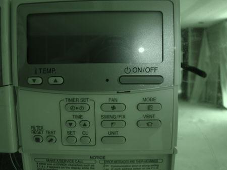 东芝中央空调面板说明—东芝中央空调面板操作说明