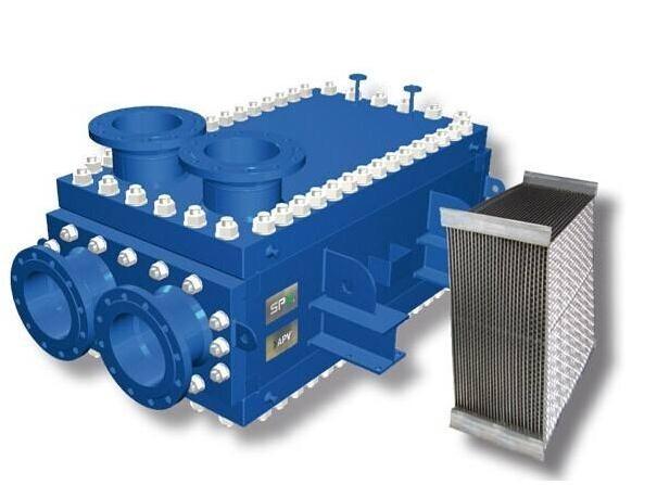 全焊接板式换热器—全焊接板式换热器的优点介绍