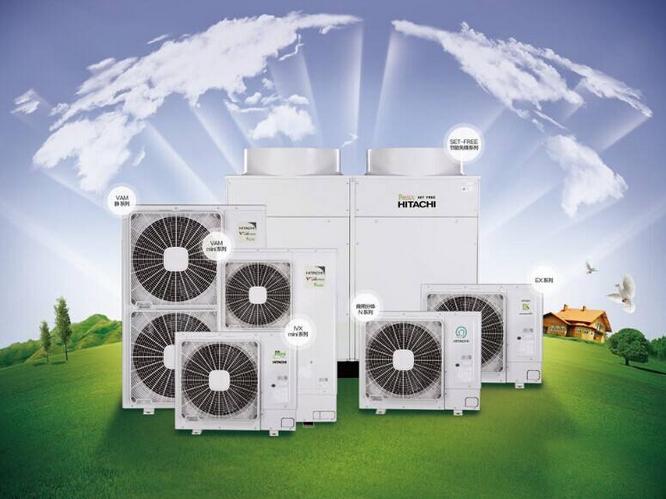 日立中央空调外机尺寸—日立中央空调外机尺寸介绍