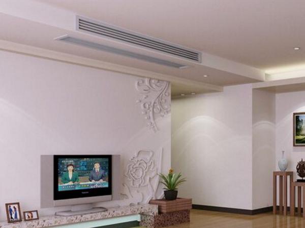 中央空调安装—小型中央空调安装步骤