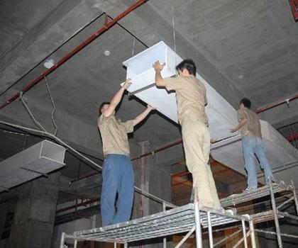 空调管道怎么冲洗—中央空调管道冲洗方法介绍