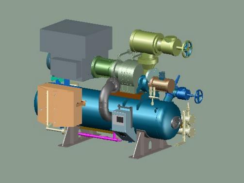 单螺杆压缩机烧电机—单螺杆压缩机电机烧毁原因