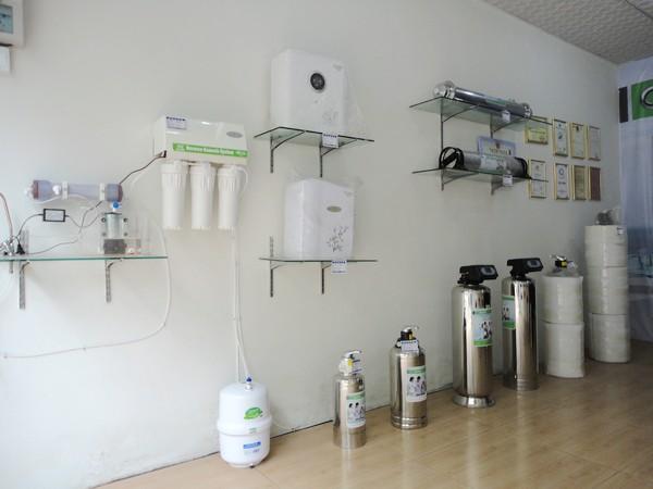 德国水丽净水器—德国水丽净水器的产品工作原理介绍