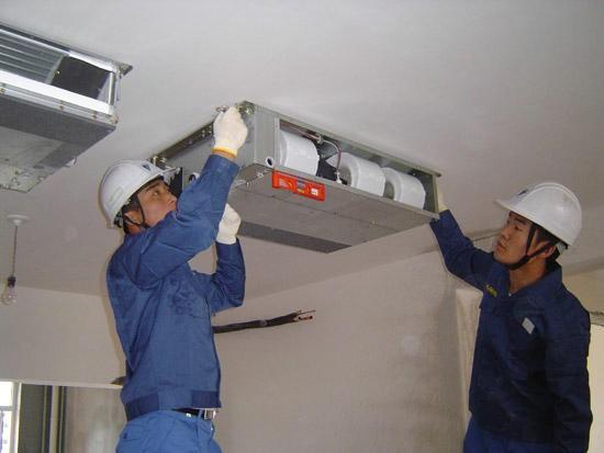 宁波中央空调安装—宁波中央空调安装公司有哪些