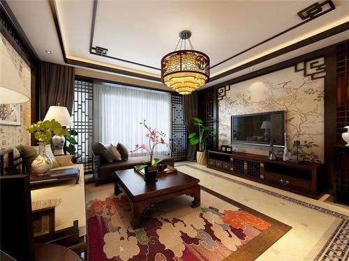 中式家装风格—中式家装风格的特点介绍
