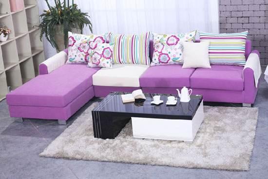 紫色转角沙发—紫色转角沙发好在哪里