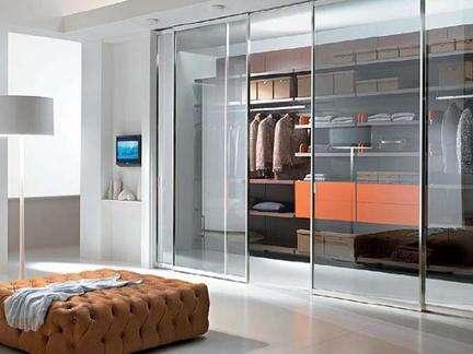 中式玻璃衣柜—中式玻璃衣柜推荐品牌图片