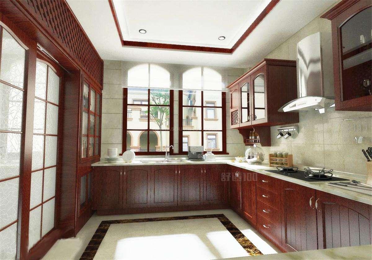 中式風格櫥柜—優秀中式櫥柜品牌推薦 歐派品牌介紹