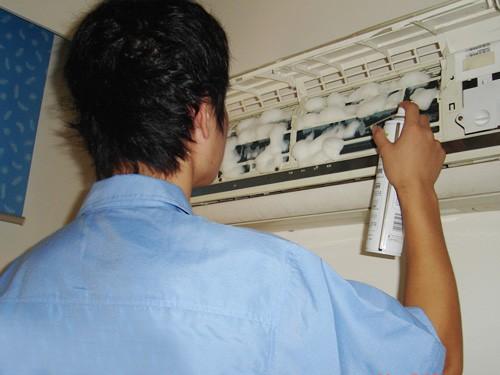 空调清洗单—空调清洗的方法和价格清单