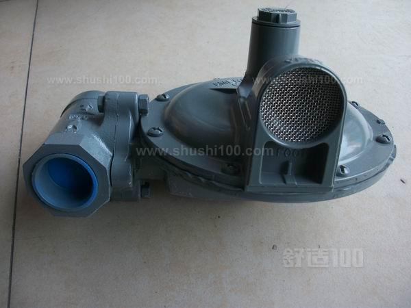 水管减压阀—工作原理及主要作用图片