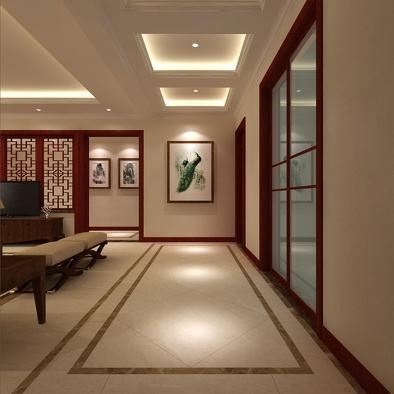 走廊吊顶装饰—室内走廊吊顶设计注意事项 1,要求置灯,加强通明感.