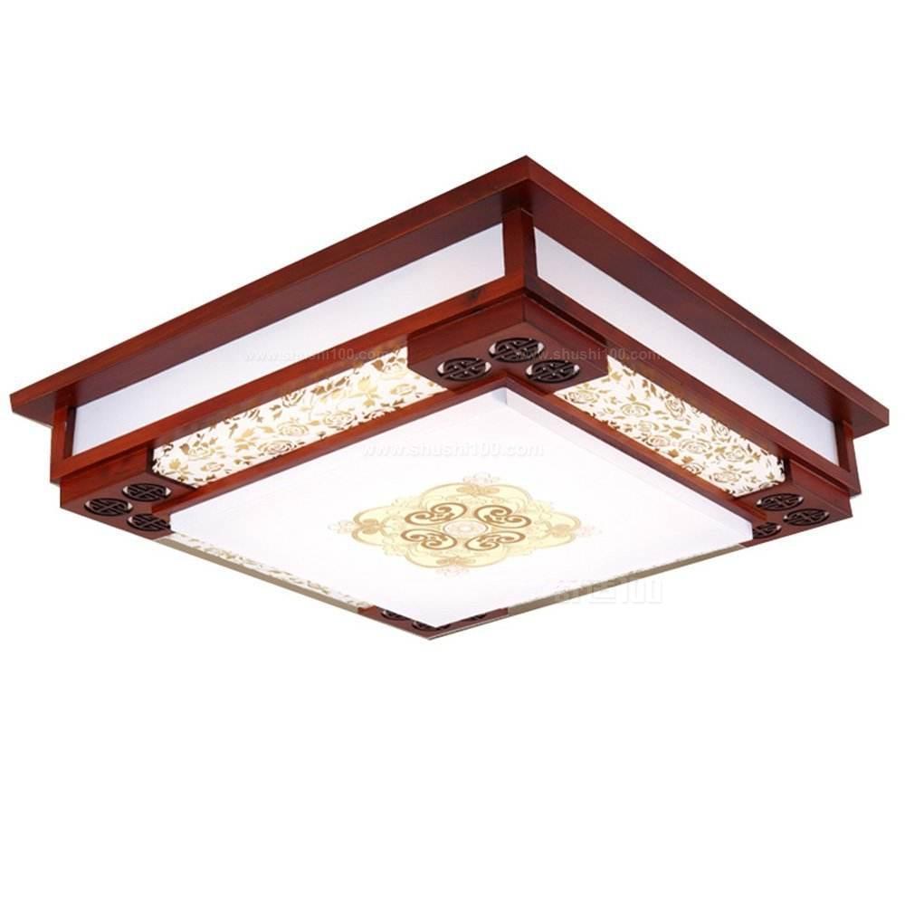 中式实木灯具—中式实木灯具的一些好品牌推荐图片