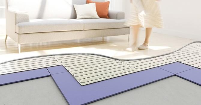 地暖的房子—地暖的房子铺地板和瓷砖的优缺点