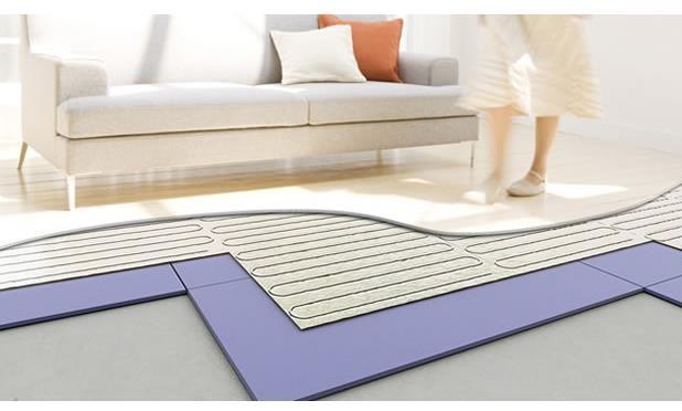 丰县铺地暖—铺地暖要搭配什么样的地热地板