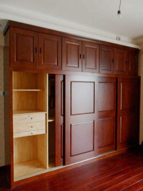 整体实木定制—整体实木定制衣柜风格介绍