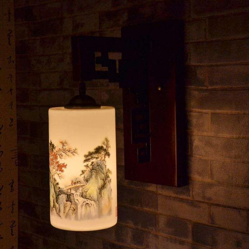 中式陶瓷壁灯—中式陶瓷壁灯的推荐品牌