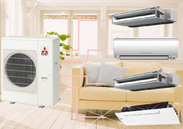 三菱家用中央空调—三菱家用中央空调的品牌优势介绍