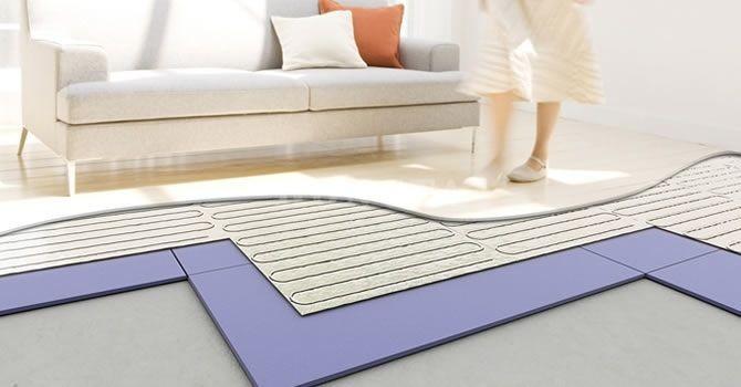 客厅地暖一个月费用—客厅地暖安装及使用费用介绍