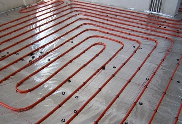 家用不用电的暖气—水地暖安装规范介绍