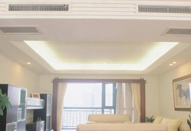 100平方中央空调多少钱—中央空调的安装费用介绍