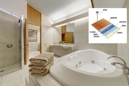 卫生间电热地暖—卫生间电热地暖安装
