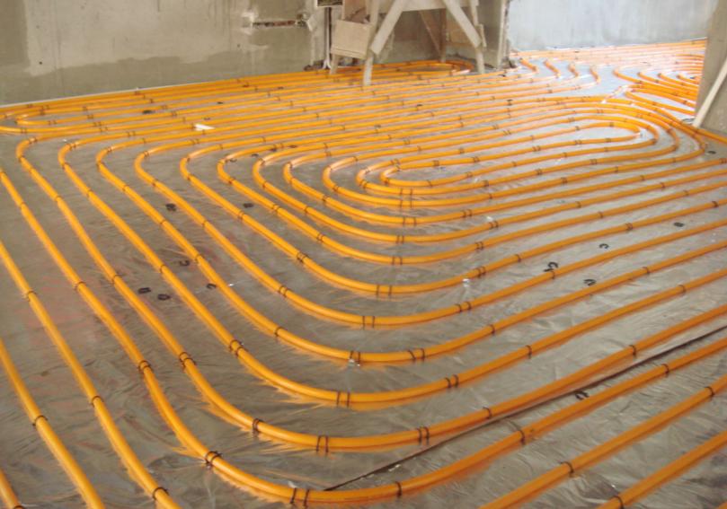 南阳地暖工程—南阳地暖工程施工步骤