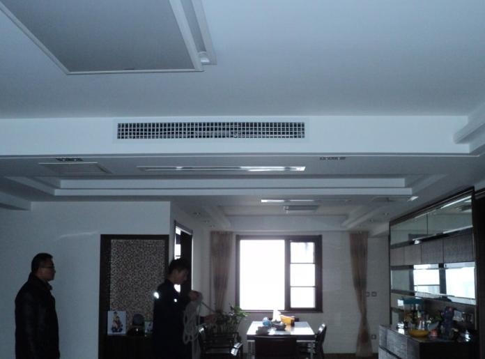 丹特卫顿中央空调—丹特卫顿中央空调的优点